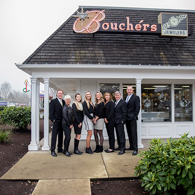 The Boucher Team offers Financing for our Bridal Jewelry including Engagement Rings
