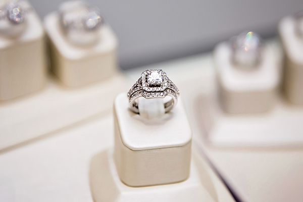 Find the perfect ring at Boucher Jewelers